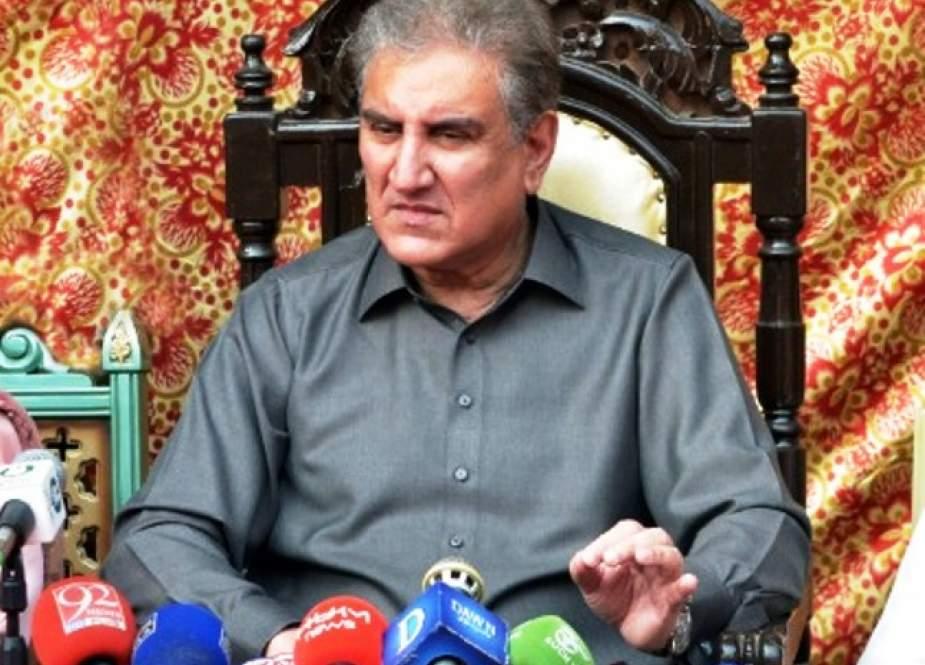 پیپلزپارٹی کسی صورت سندھ حکومت کی قربانی نہیں دیگی، شاہ محمود قریشی