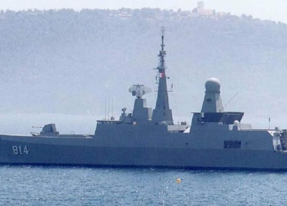 Naval Forces of Saudi Arabia, Sudan begin Al-Fulk 4 Drills in Red Sea.jpg