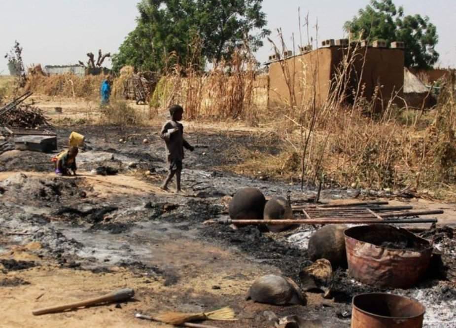 نائیجر میں مسلح موٹر سائیکل سواروں کا گاؤں پر حملہ، 137 افراد ہلاک
