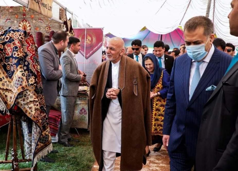 امریکی افواج کے انخلا سے تشدد مزید انتشار میں اضافہ ہو سکتا ہے، افغان وزیر دفاع کا خدشہ