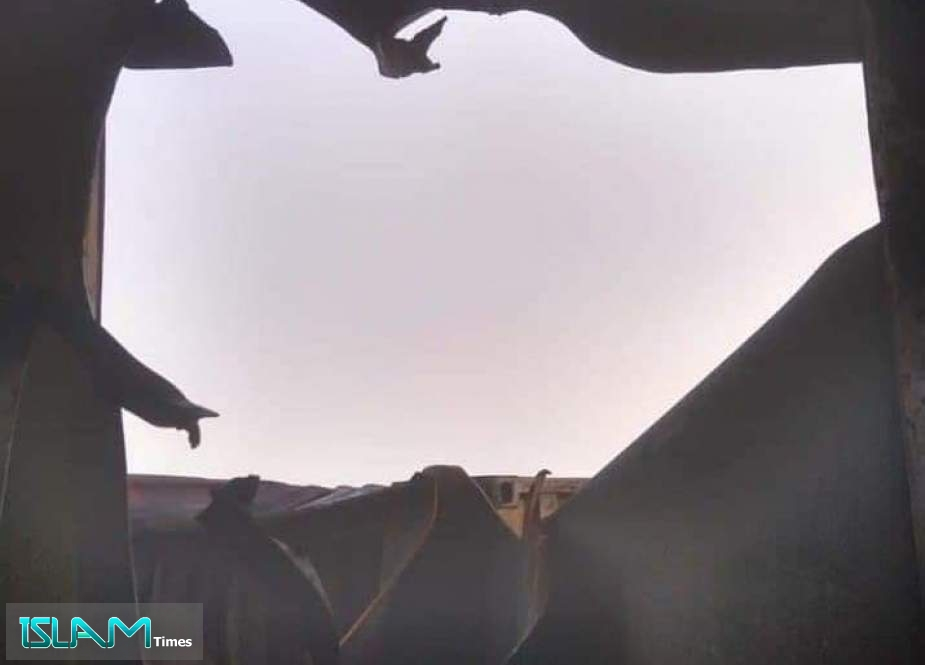 Missile Fire Hits Israeli Cargo Ship in Arabian Sea