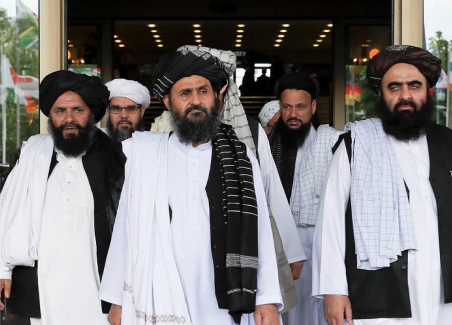 """Taliban: """"ABŞ Əfqanıstandan çıxmasa, silahlı mübarizəni davam edəcəyik"""""""