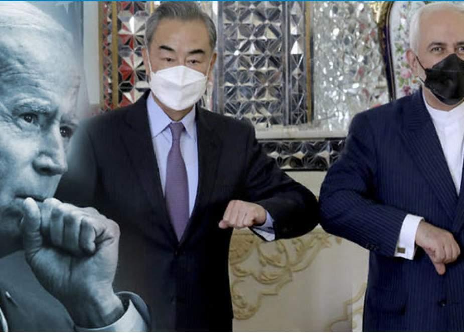 چرا دولت بایدن نگران توافق 25 ساله تهران –پکن است؟