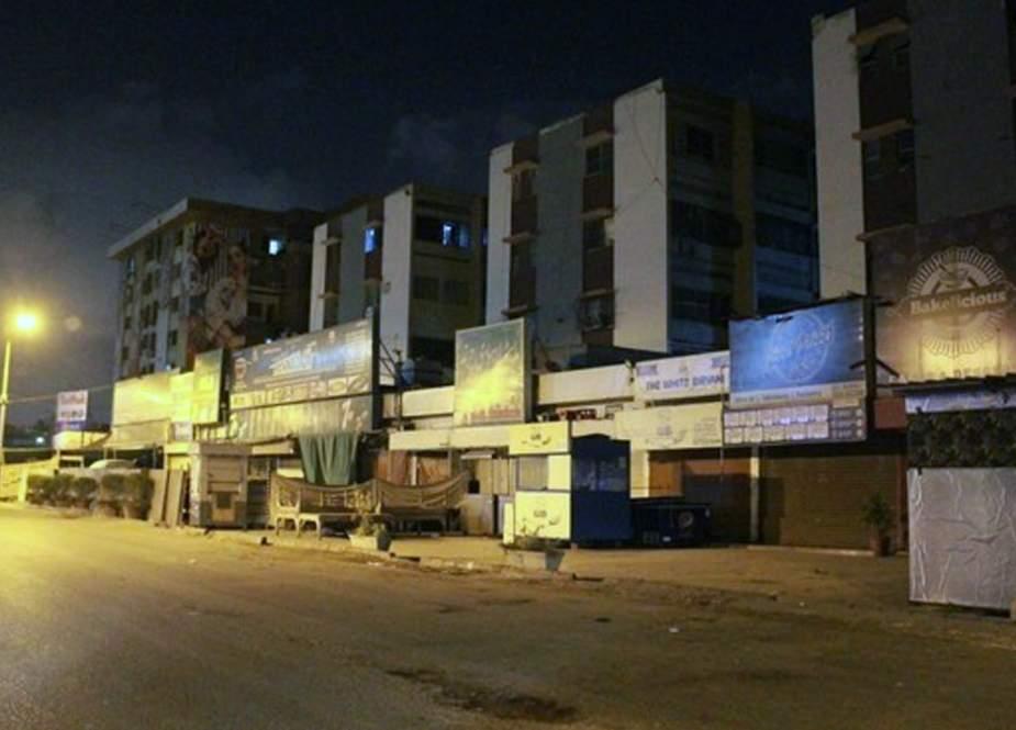 کراچی سمیت سندھ بھر میں رات 8 بجے سے مارکیٹیں بند کر دی جائیں گی