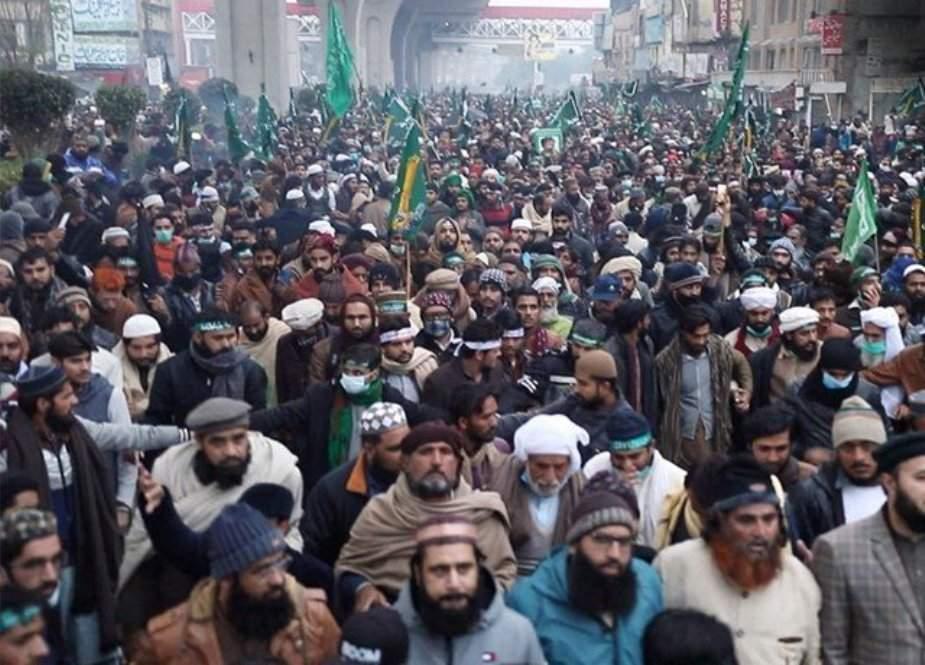 تحریک لبیک سے معاہدہ، حکومت نے خصوصی کمیٹی بنا دی