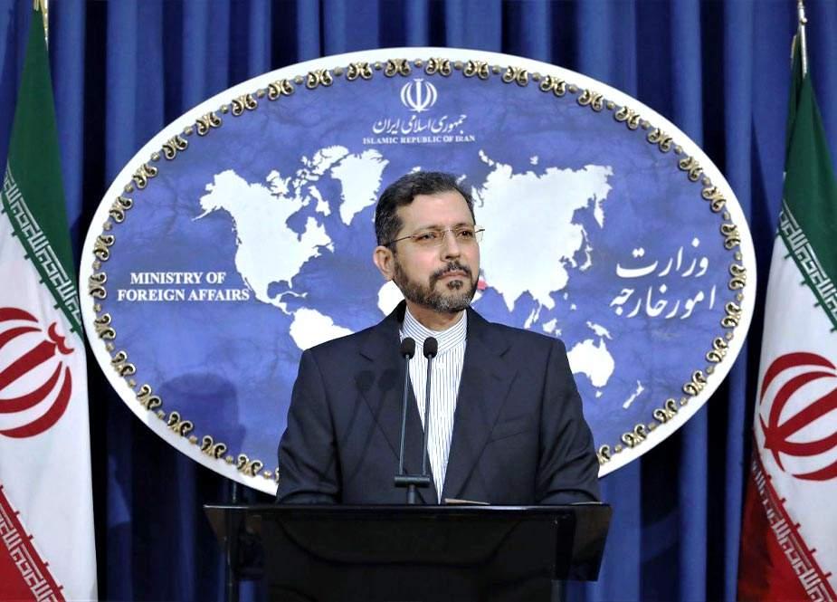 """İran XİN: """"Tehran yenə də ABŞ-la birbaşa təmaslara ehtiyac görmür"""""""