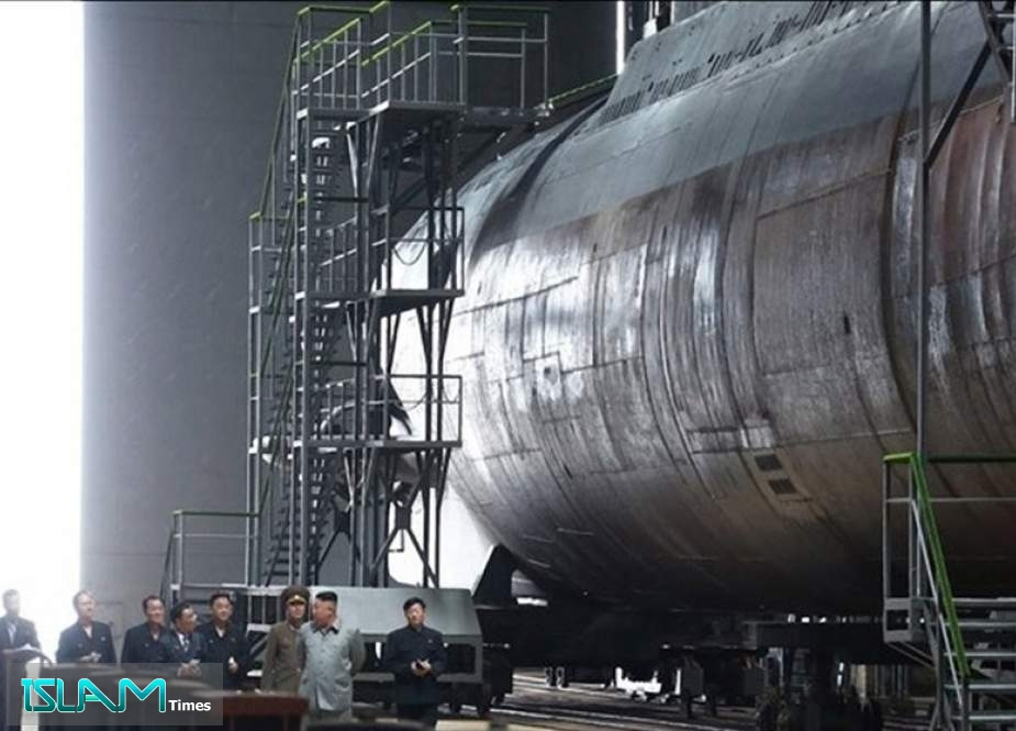 S. Korea, US Assess N. Korea Has Completed Building New 3,000-Ton Submarine: Sources