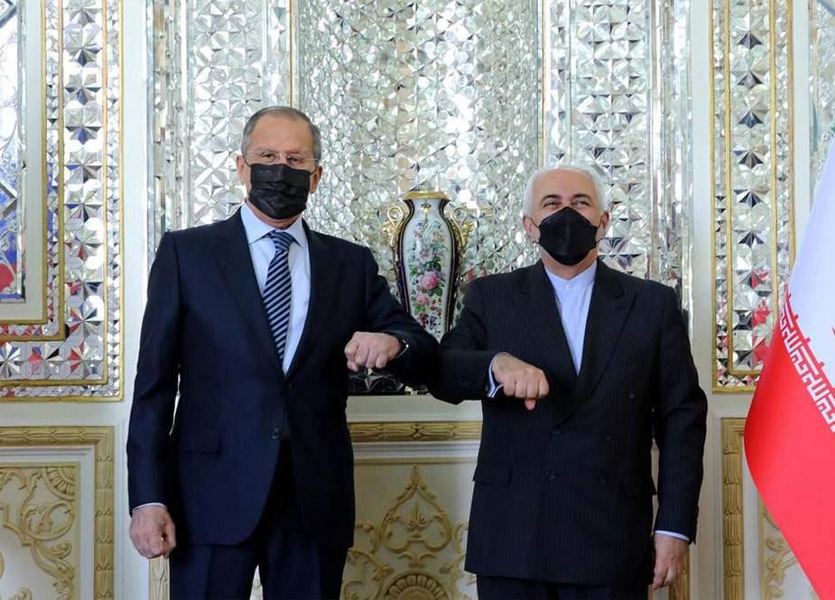 """Lavrov: """"ABŞ-ın İrana qarşı birtərəfli sanksiyaları ləğv edilməlidir"""""""