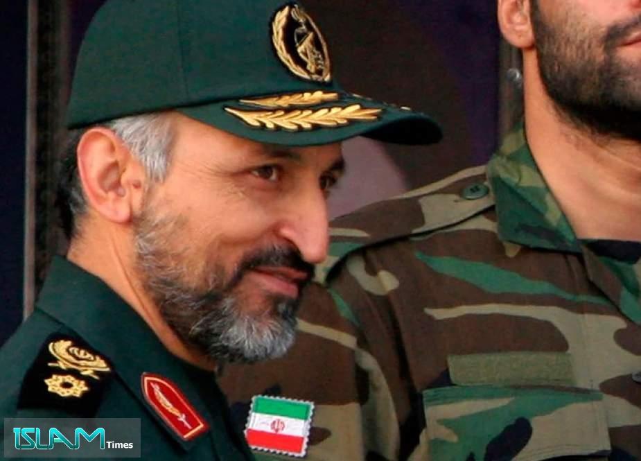 Who is Brigadier General Mohammad Hejazi?