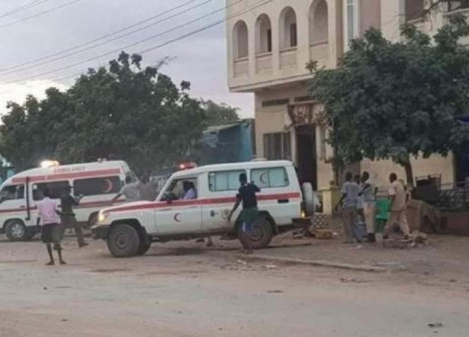 قتلى وجرحى بقصف استهدف مناطق مجاورة للقصر الرئاسي الصومالي