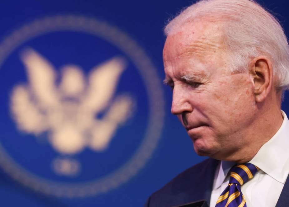 Biden Administration open