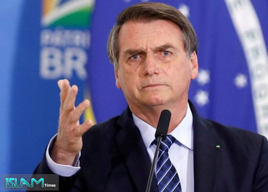 Brazil's President Says Military Would Follow His Orders to Take Streets