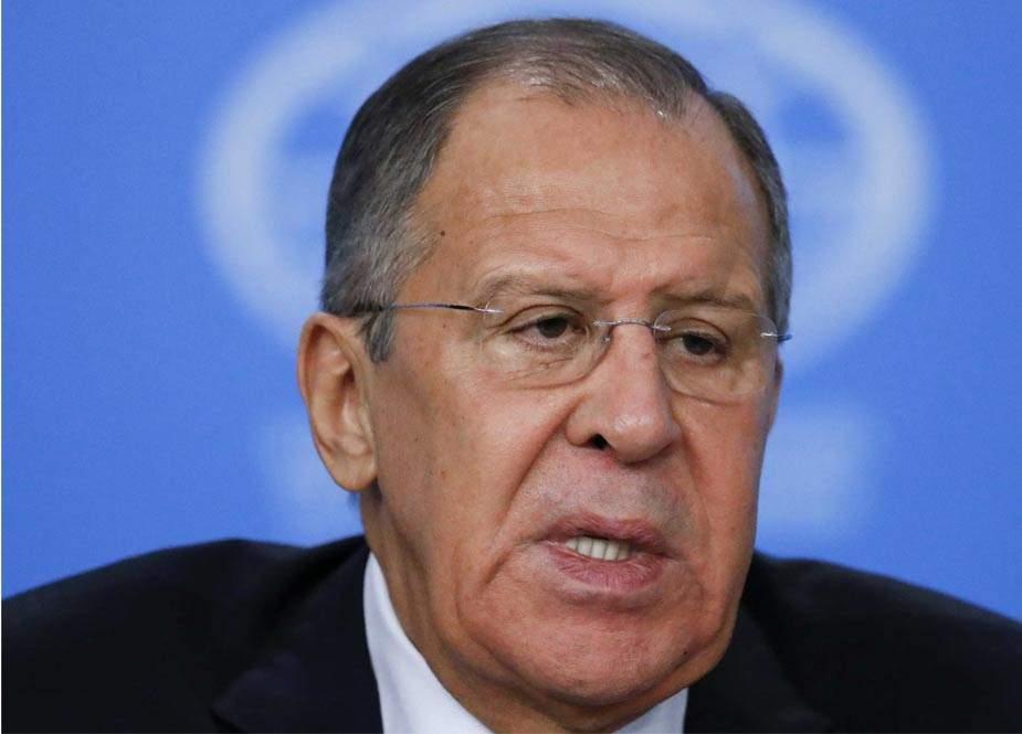 Lavrov Baydenlə Putin arasında görüşün nə zaman mümkün olacağından danışıb