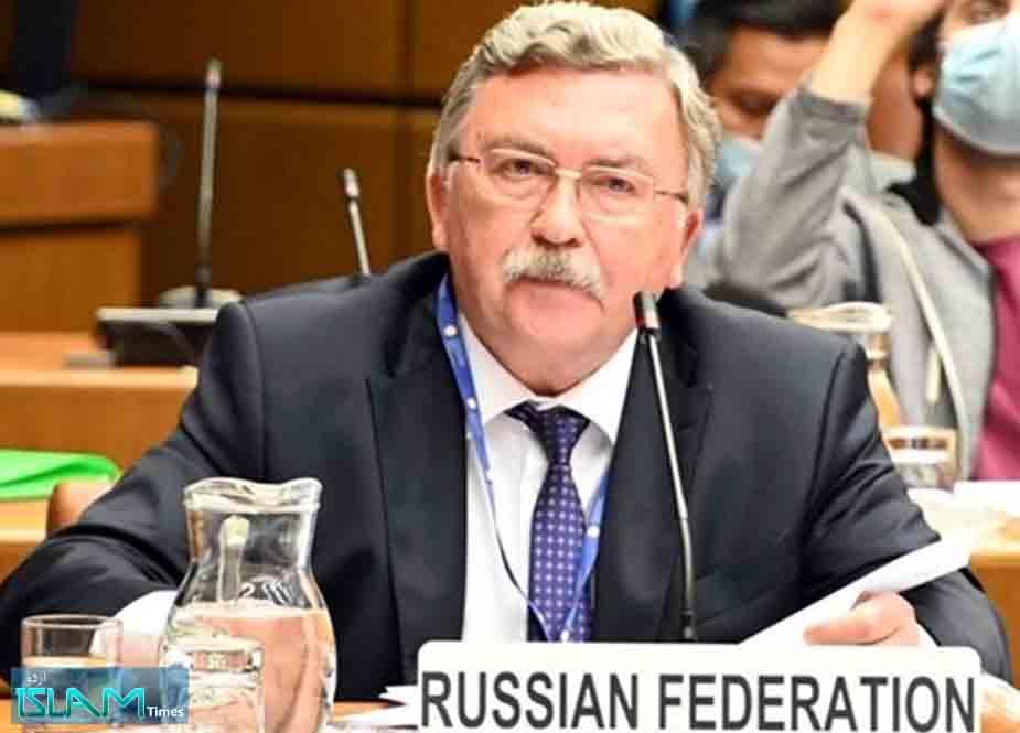 """جوہری معاہدے کو """"ایرانی میزائل پروگرام"""" تک توسیع دینے کا خیال غیر حقیقی اور تخریبکارانہ ہے، روس"""