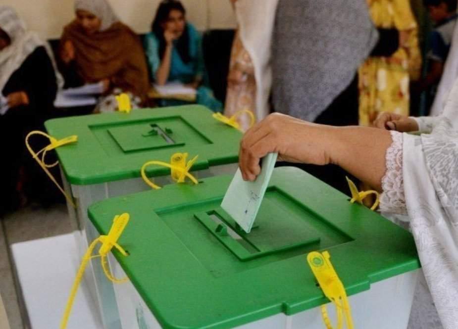 کراچی ضمنی الیکشن، پولنگ کا وقت بڑھانے سے انکار