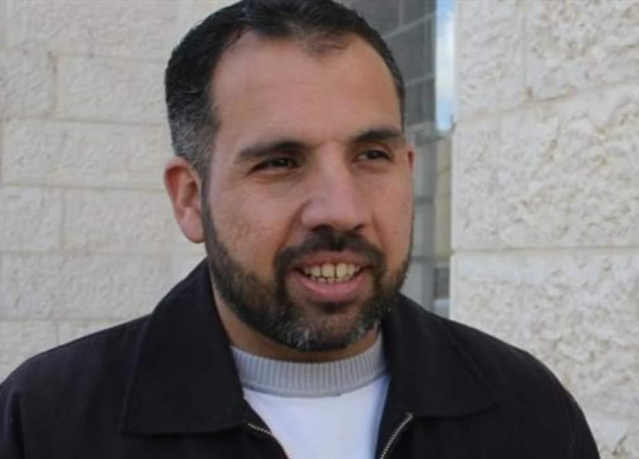 Alaa al-Rimawi, Imprisoned Palestinian journalist.jpg