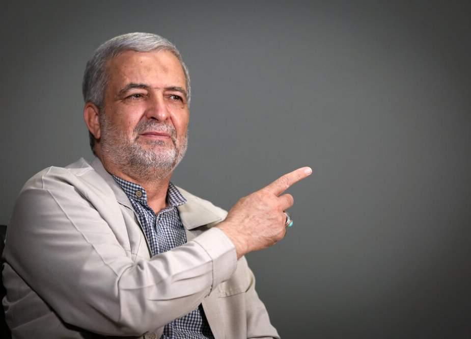 """بدون تعارف"""" با نخستین سفیر ایران در عراق درباره دیپلماسی حاج قاسم"""