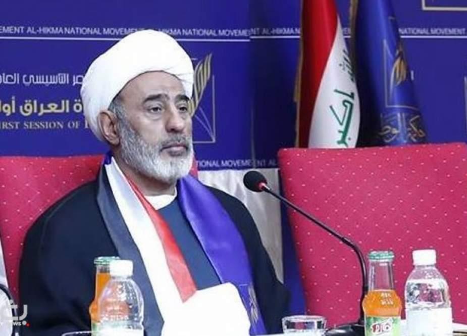 وفاة السياسي العراقي حميد معلة الساعدي بفيروس كورونا