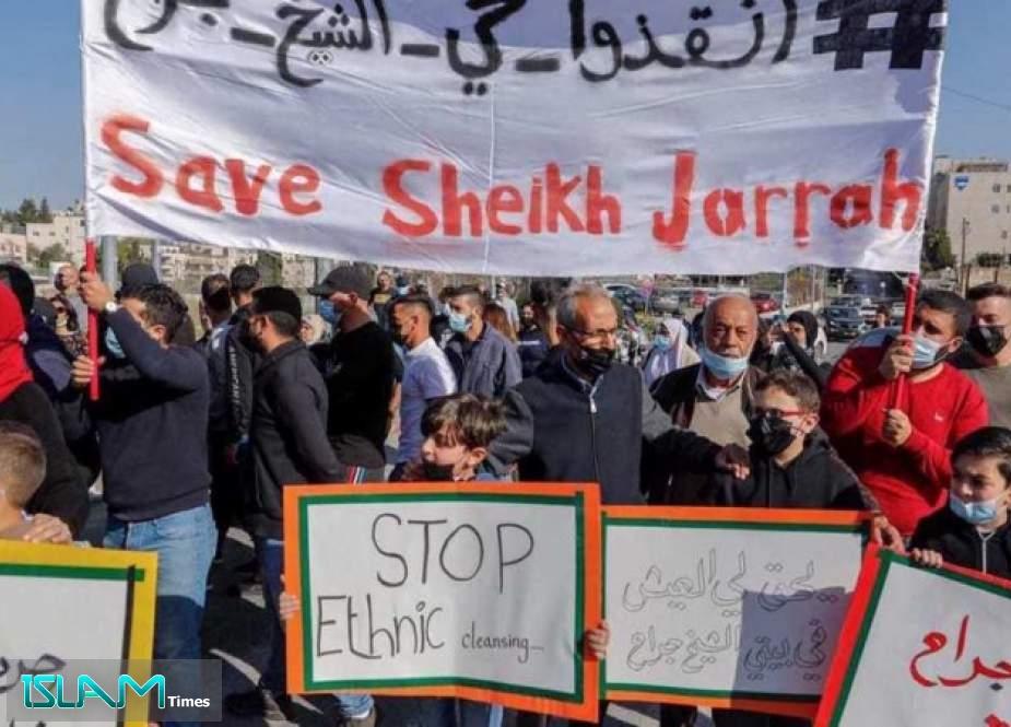 Palestine FM Urges ICC to Take Action against Israel Land Grab, Demolition Policies in Sheikh Jarrah