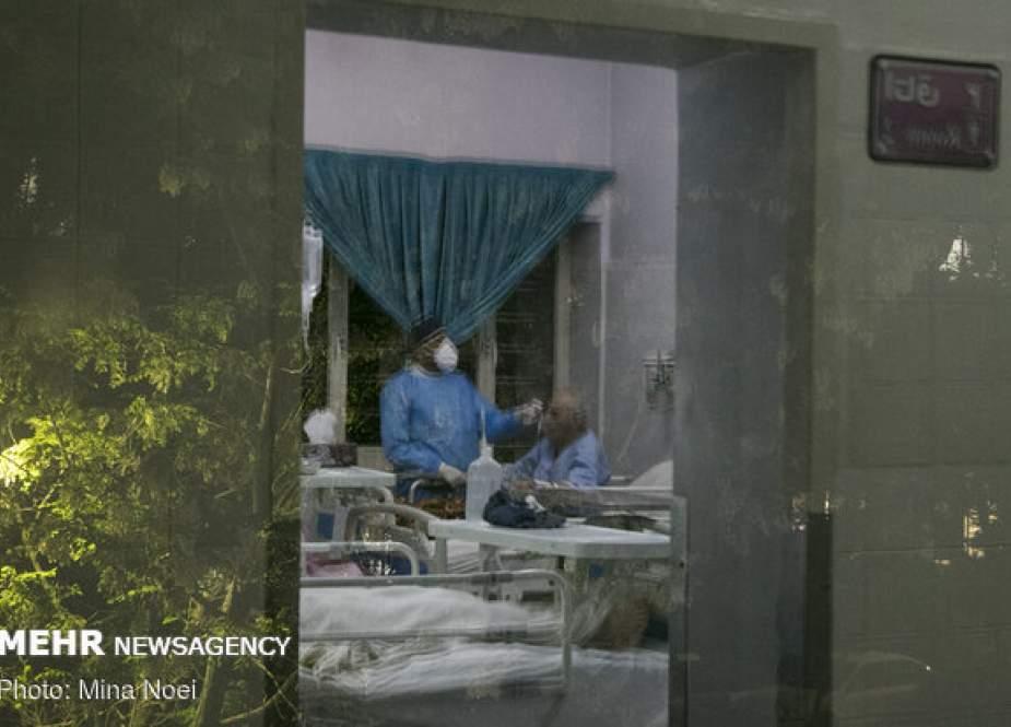Update COVID-19 Iran: 20 Ribu Terinfeksi, 344 Kematian Dalam 24 Jam Terakhir