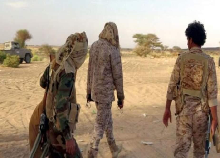 Korban Dari Pasukan Yang Berafiliasi Dengan Riyadh di Ma