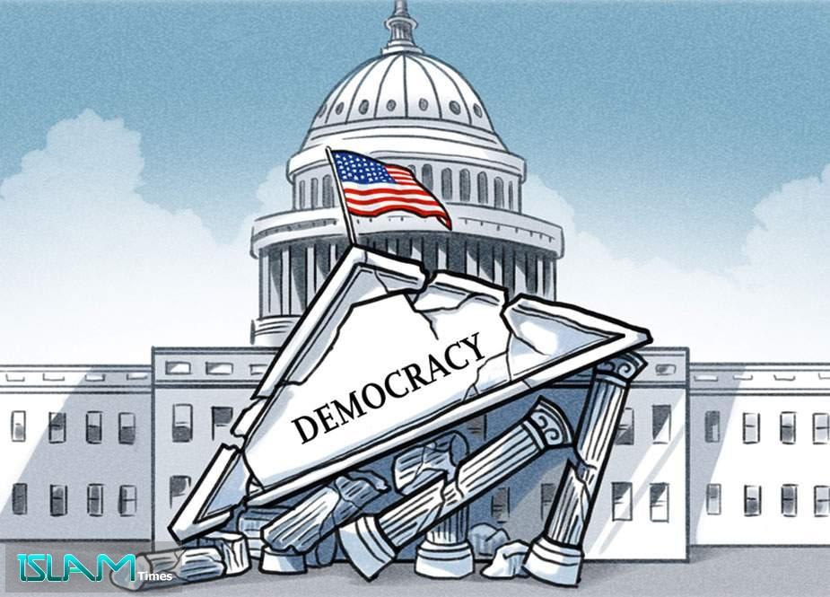 ABŞ demokratiya üçün ən böyük təhlükədir!