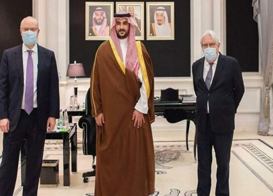 Saudi, Amerika Dilaporkan Gagal Dalam Pembicaraan Muscat Terkait Yaman