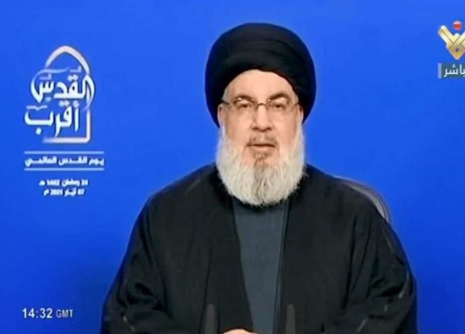 Sekjen Hizbullah: Pembebasan Quds Lebih Dekat Dari Sebelumnya