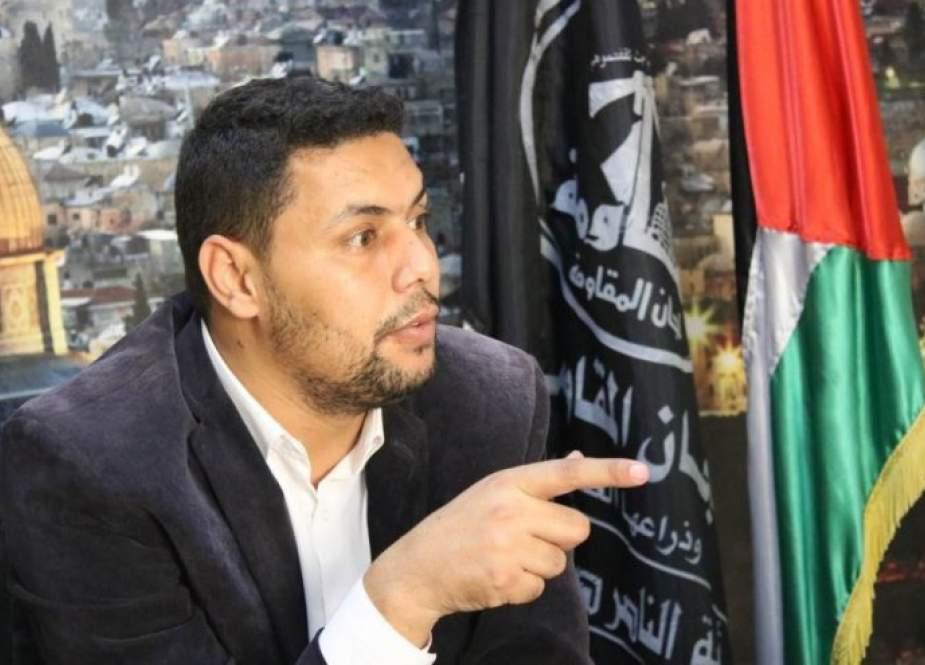 ابو مجاهد: كانت القدس هم الشهيد قاسم سليماني