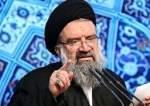 آیة الله خاتمي: تيار المقاومة تمكن من اختراق القلعة المهترئة للكيان