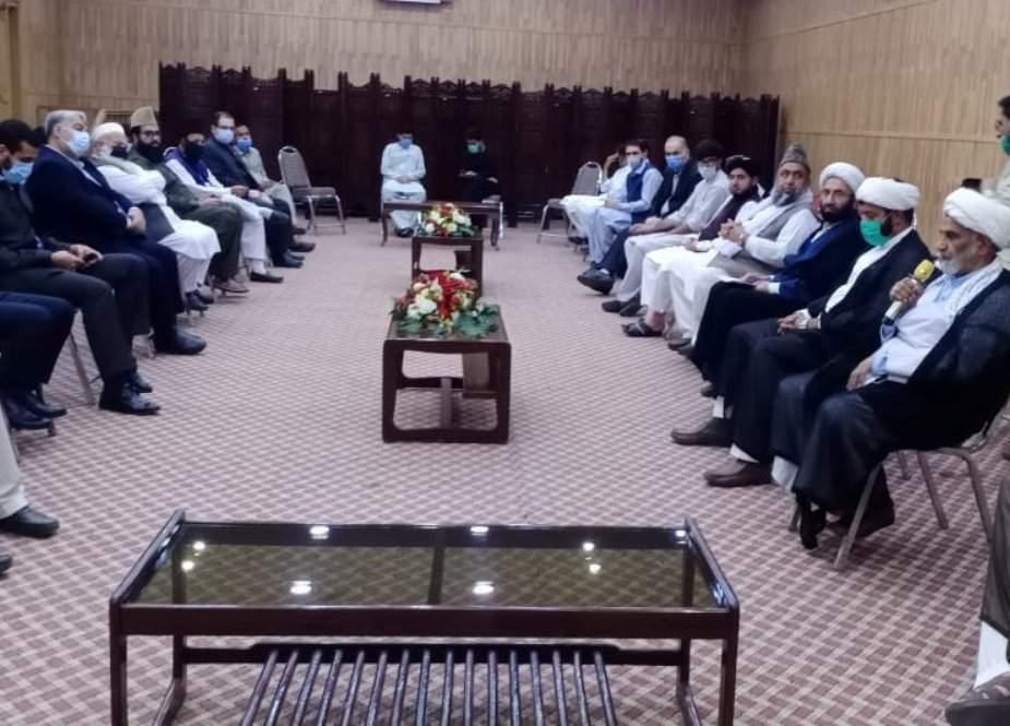 پشاور، خانہ فرہنگ ایران میں قدس کے حوالے سے گول میز کانفرنس