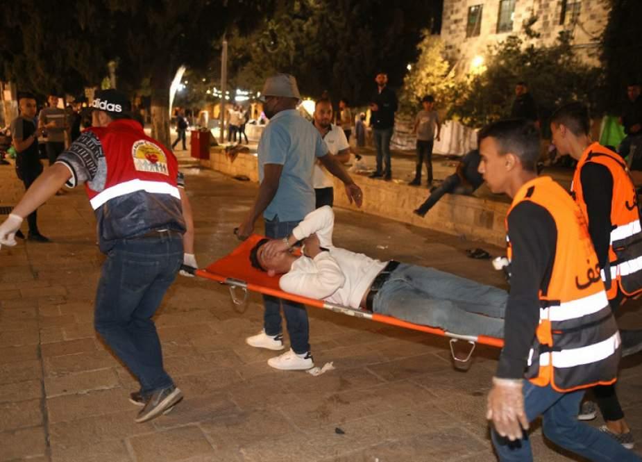 Negara-negara Muslim Mengutuk Serangan Kekerasan Israel Di Masjid al-Aqsa