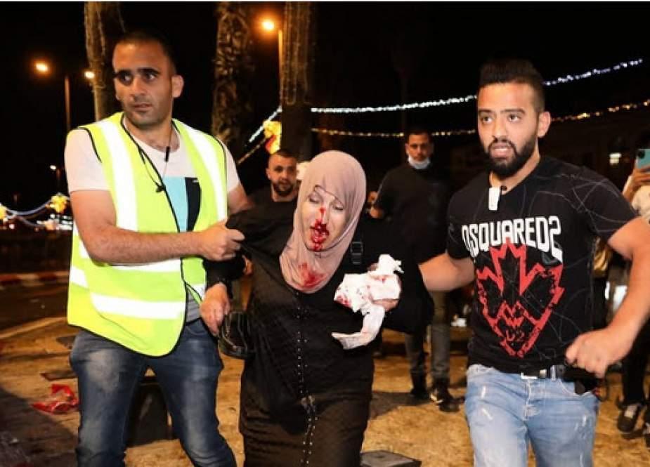 قدس به «پادگان نظامی» اشغالگران تبدیل شد/ تعداد زخمیها به بیش از ۱۰۰ نفر رسید؛ واکنش گروههای مقاومت و تحرکات سیاسی