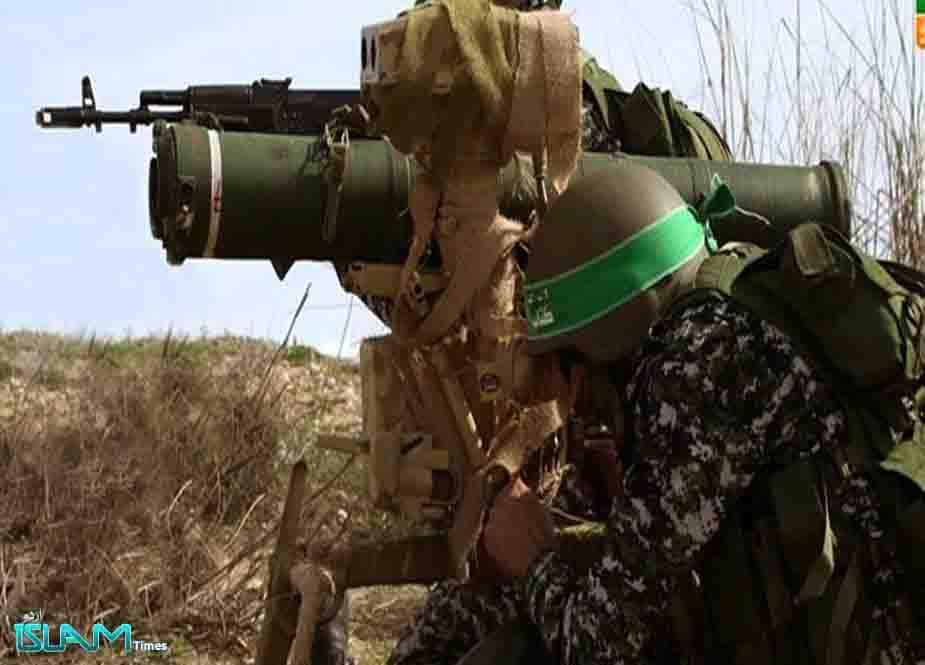غزہ، جھڑپوں میں اسرائیلی فوجی گاڑی تباہ، 1 صیہونی زخمی