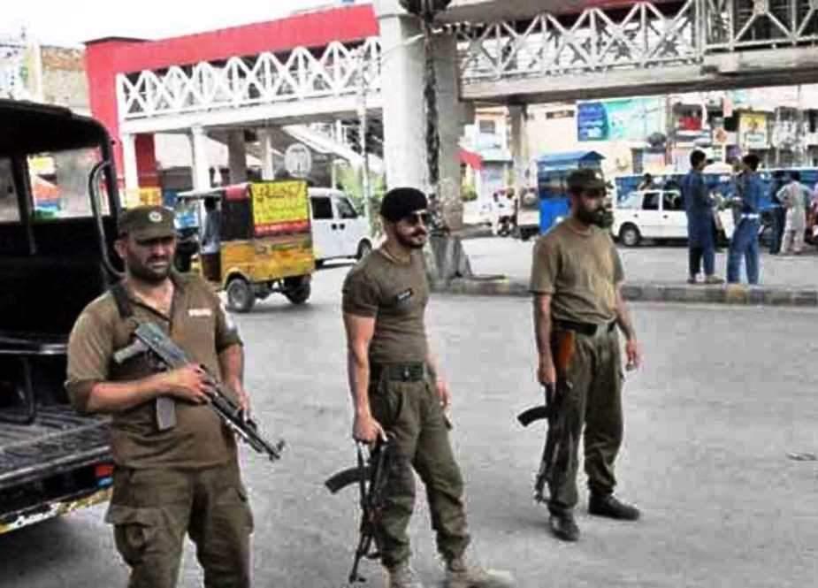 لاہور پولیس نے چاند رات اور عید الفطر کیلئے سکیورٹی پلان تیار کرلیا