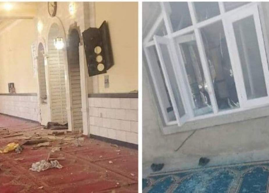 12 Orang Tewas Dalam Ledakan Di Masjid Kabul Selama Salat Jumat