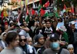 Thousands March in Free Palestine Rallies in Sydney