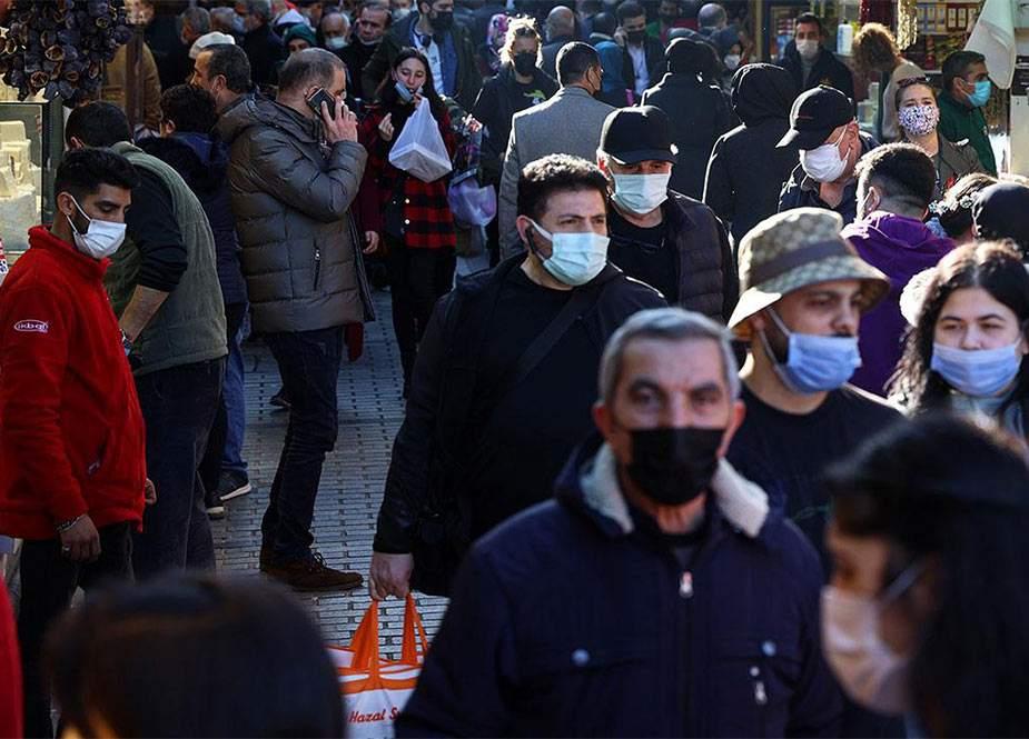 Türkiyədə koronavirusa qarşı peyvənd olunanların sayı 25 milyonu keçib