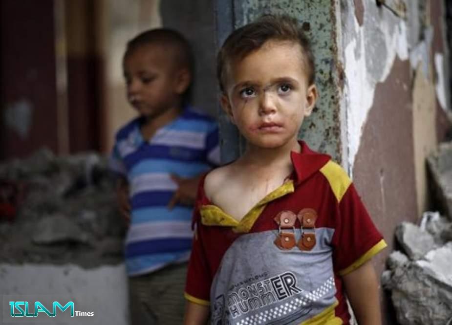Palestine Urges UN to Stop Israeli Crimes Against Children