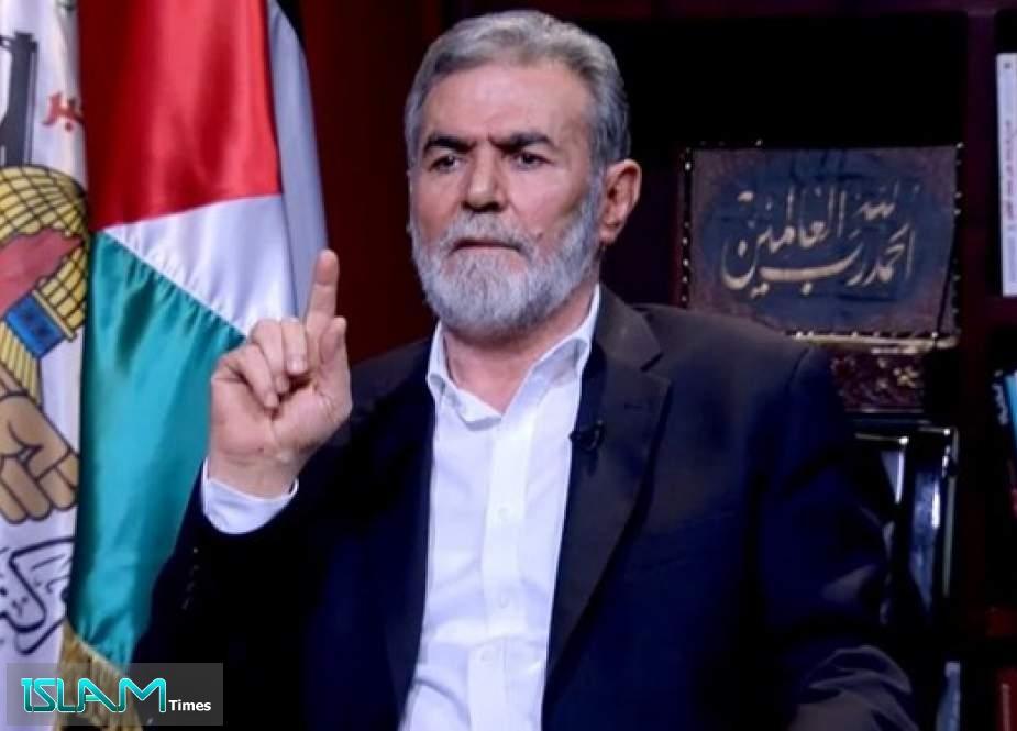 فلسطینی قوم کی اپنے ملک واپسی تک مزاحمت و جہاد جاری رہیگا، جہاد اسلامی