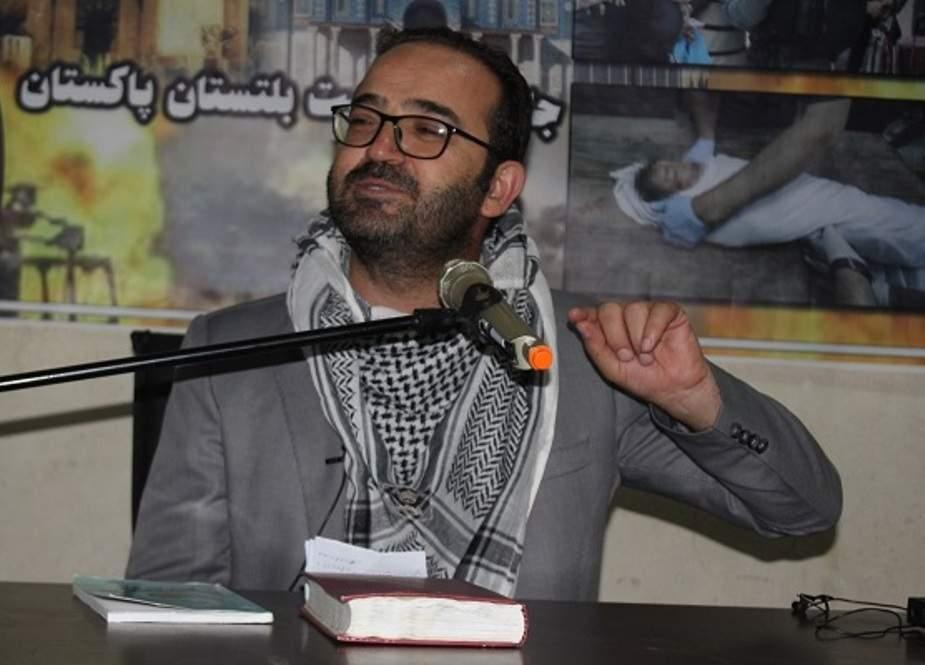 محور مقاومت کی فتح و نصرت انقلاب اسلامی ایران کی مرہون منت ہے، ابو سنینیہ