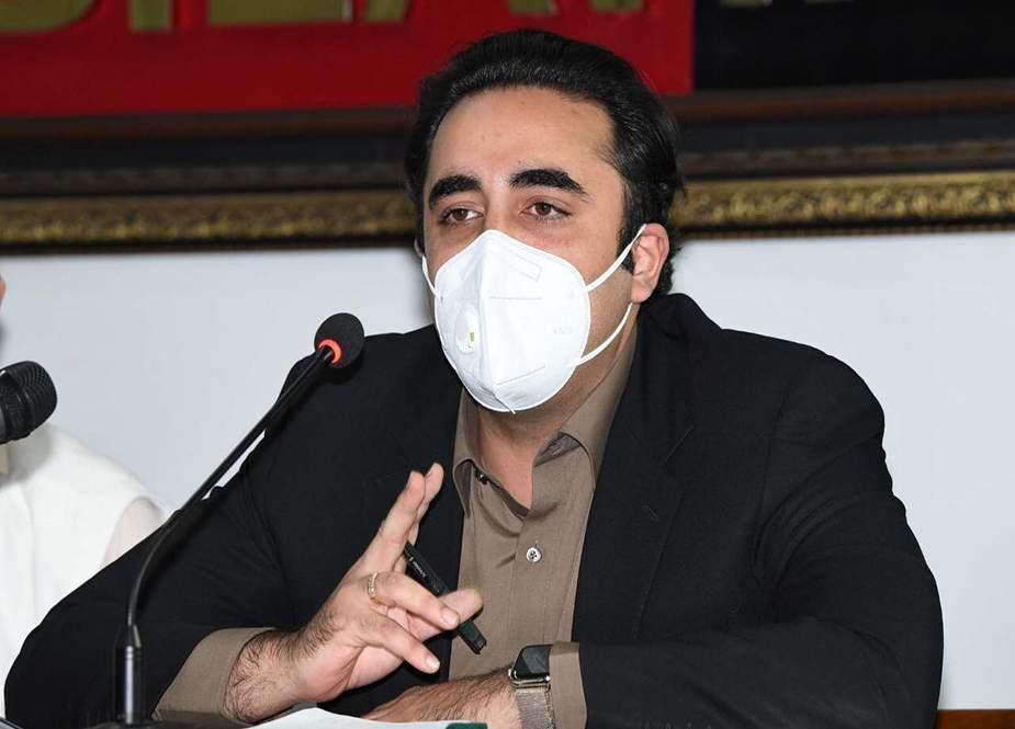 دھوکے کو یوٹرن کا نام دے کر فخر کرنا عمران خان کے مزاج کا حصہ بن چکا، بلاول