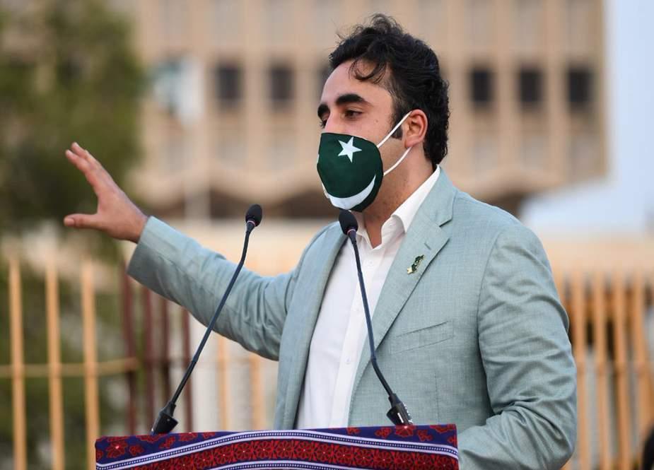 عمران خان نے پاکستان کے فیصلے قرض دینے والے ملکوں کو سونپ دیئے، بلاول