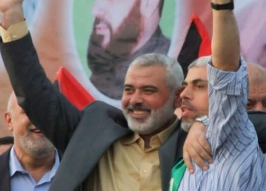حماس نے ایک نئی دنیا پیدا کی