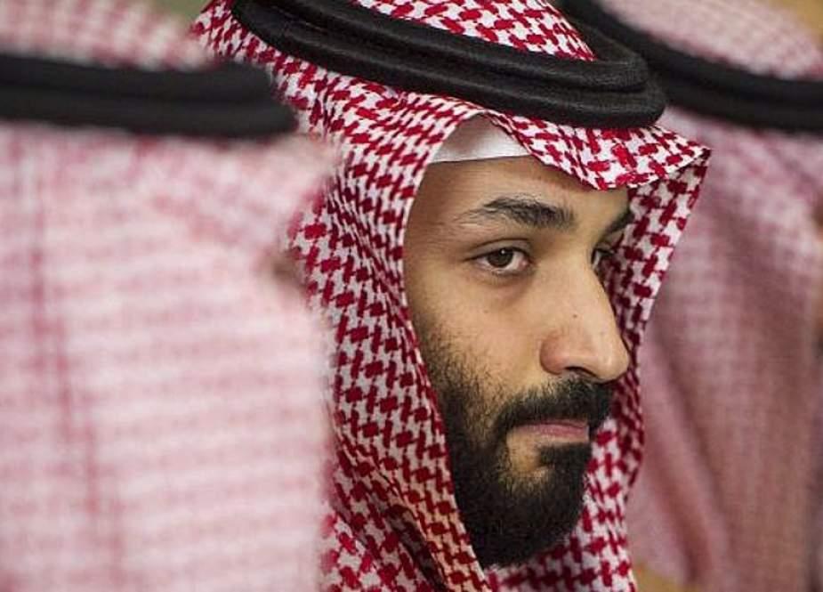 Mohammed bin Salman - Saudi Crown Prince