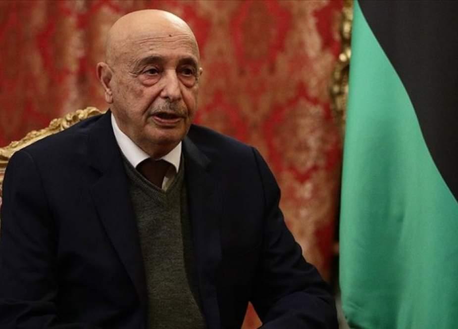 ليبيا تطالب بخروج جميع القوات الاجنبية من ارضها