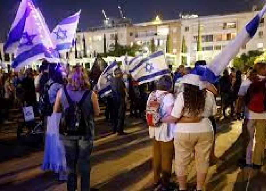 Israel internal Political turbulence.jpg