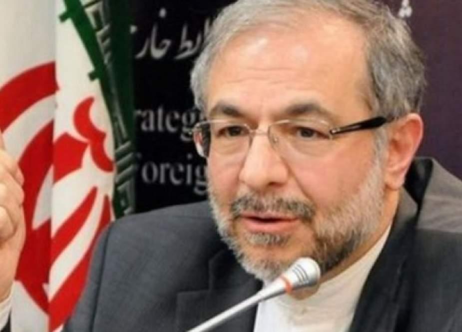 مسؤول في الخارجية الايرانية يستعرض نتائج زيارته الى افغانستان