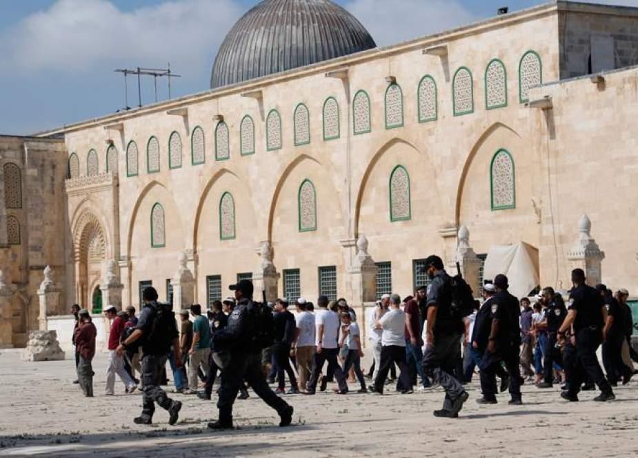 Al Quds mosque, Palestina