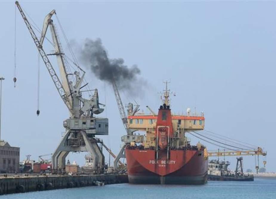Yaman Mengecam Kebisuan PBB, Kelambanan Atas Penyitaan Arab Saudi Atas Kapal-kapal Minyak Tujuan Yaman